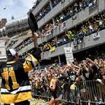 Victory Parade Gives Penguins Fans Chance To Celebrate