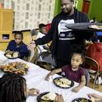 Kids Cafe Provides Fun Focus On Food And Health At Mid-South Food Bank